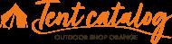 tent catalog outdoor shop orange